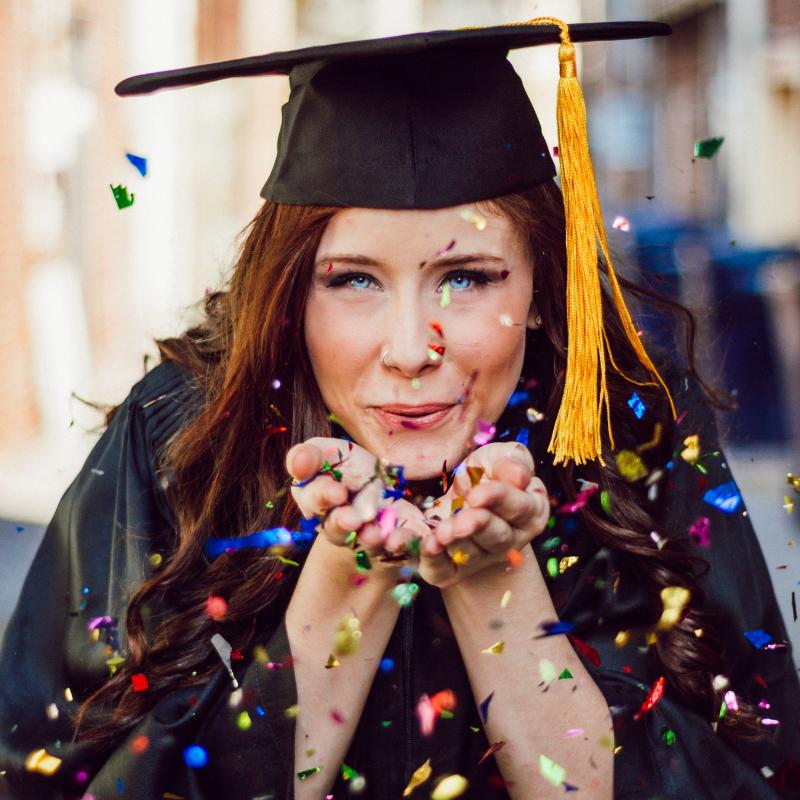 graduation makeup Southampton